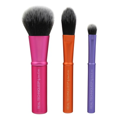 Набор мини кистей Mini Brush Trio: фото