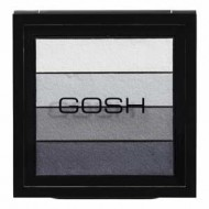 Gosh Smokey Eyes Palette 04 Blue: фото