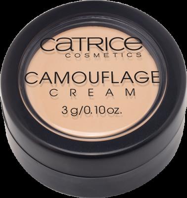 Консилер CATRICE Camouflage Cream 010 Ivory слоновая кость: фото
