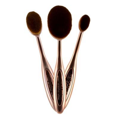 Набор кистей для контурирования Precision Contour Set MakeUp Revolution: фото