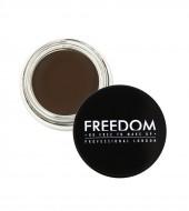 Помадка для бровей Freedom Makeup London Pro Brow Pomade Dark Brown: фото