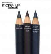 Карандаш для глаз new Eye Pencil MAKE-UP-SECRET FE03: фото