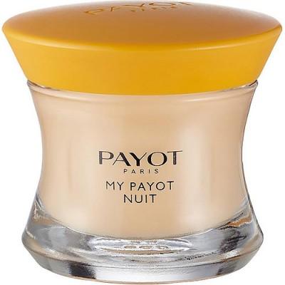 Средство ночное восстанавливающее с активными растительными экстрактами Payot My Payot 50 мл: фото