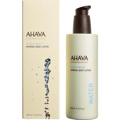 Минеральный крем для тела Ahava Deadsea Water 250 мл: фото