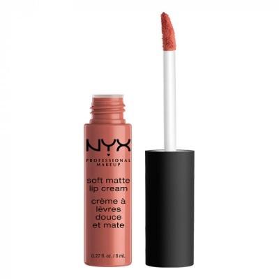 Жидкая помада NYX Professional Makeup Soft Matte Lip Cream CANNES 19: фото