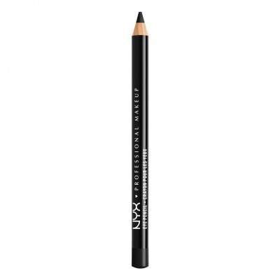 Карандаш для век NYX Professional Makeup Slim Eye Pencil - BLACK 901: фото