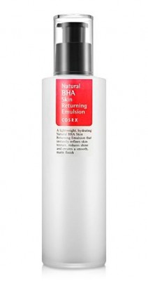 Эссенция для проблемной кожи с натуральными BHA-кислотами COSRX Natural BHA skin returning a-sol 100мл: фото