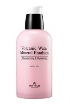 Эмульсия с минеральной вулканической водой THE SKIN HOUSE Volcanic water mineral emulsion 130 мл: фото