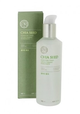 Тонер с экстрактом семян чиа THE FACE SHOP Chia Seed Hydrating Toner: фото