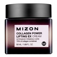 Крем-лифтинг коллагеновый MIZON Collagen Power Lifting EX Cream: фото
