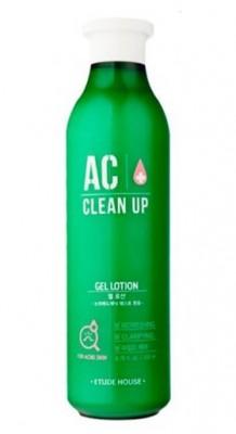 Гель-лосьон для проблемной кожи ETUDE HOUSE AC Clean Up Gel Lotion: фото