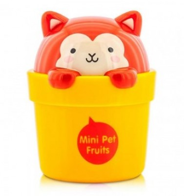 Крем для рук THE FACE SHOP Lovely meex mini pet perfume hand cream 02 Seet fruits 30мл: фото