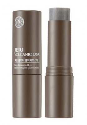 Средство для очищения пор THE FACE SHOP Jeju volcanic lava pore cleansing stick 15 г: фото
