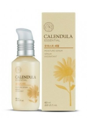 Сыворотка увлажняющая THE FACE SHOP Calendula essential moisture serum 60 мл: фото