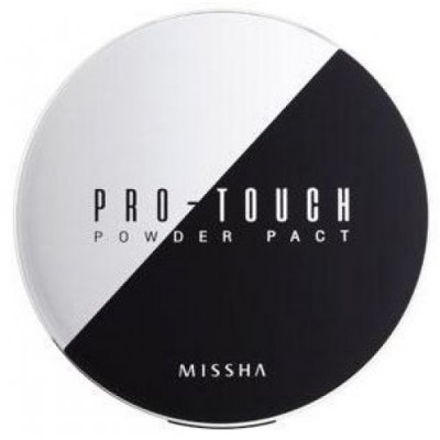Пудра компактная MISSHA Pro-Touch Powder Pact SPF25/PA++ №23: фото