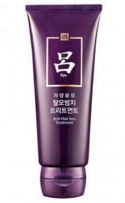 Лечебно-восстанавливающая маска RYO Jayang anti hair loss treatment 200мл: фото