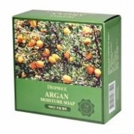 Мыло увлажняющее с аргановым маслом DEOPROCE Argan moisture soap 100г: фото