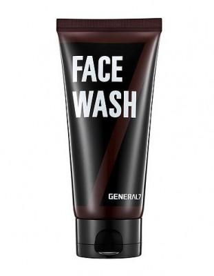 Пенка для мужчин с экстратом брокколи SCINIC General 7 Face Wash 120мл: фото