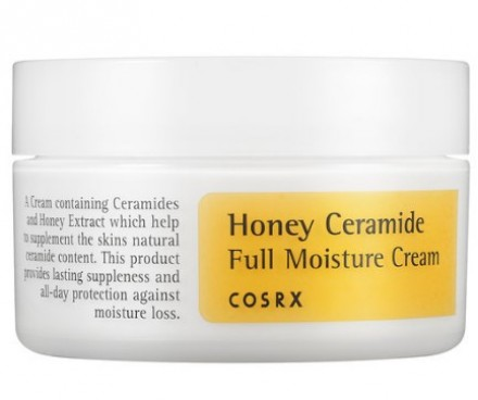 Крем с медом манука и керамидами COSRX Honey Ceramide Full Moisture Cream: фото