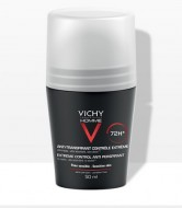 Дезодорант против избыточного потоотделения VICHY HOMME 50 мл: фото