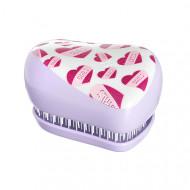 Расческа TANGLE TEEZER Compact Styler Girl Power сиреневый/розовый: фото