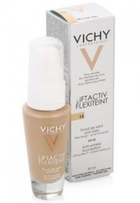 Тональный крем с эффектом лифтинга VICHY LIFTACTIV FLEXILIFT Тон 15 30мл: фото