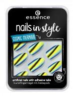 Накладные ногти на клейкой основе ЕSSENCE Nails In Style 07 желтый хамелеон: фото