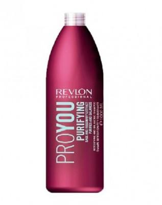 Очищающий шампунь для волос Revlon Professional, Pro You PURIFYING 1000 мл: фото