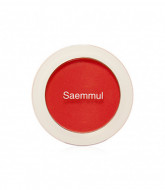 Румяна THE SAEM Saemmul Single Blusher RD04 Carot Red 5гр: фото
