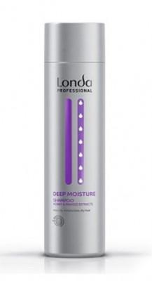 Шампунь увлажняющий Londa Professional Deep Moisture 250мл: фото