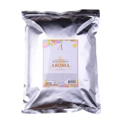 Маска альгинатная антивозрастная питательная Anskin Aroma Modeling Mask 1кг: фото