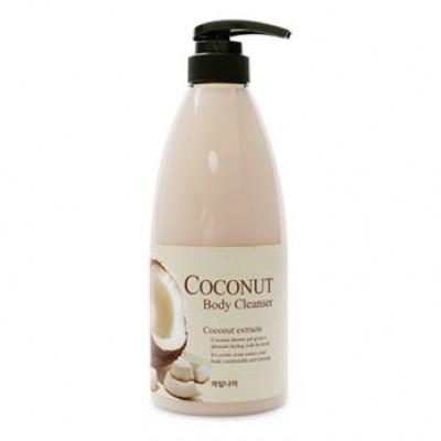 Гель для душа кокосовый Welcos KWAILNARA Coconut Body Cleanser 740гр: фото