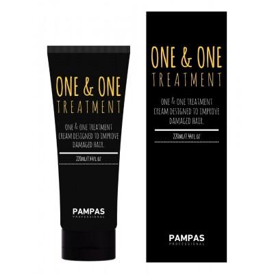 Тритмент для волос PAMPAS ONE & ONE Treatment 220мл: фото