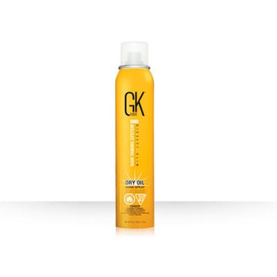 Спрей для придания блеска Global Keratin Dry Oil 115мл: фото
