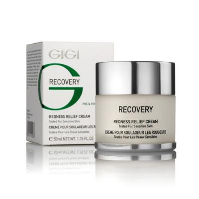Крем успокаивающий от покраснений и отечности GIGI Recovery Redness Relief Cream Sens 50 мл: фото