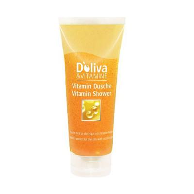 Гель для душа с витаминами D`oliva 200 мл: фото