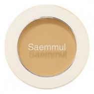Тени для век матовые THE SAEM Saemmul single shadowmatt BE04 1,6гр: фото