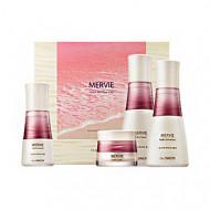 Набор для лица уходовый THE SAEM Mervie Hydra Skin care 3 set 150мл/130мл/30мл: фото