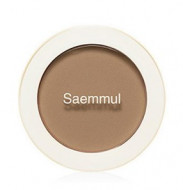 Румяна THE SAEM Saemmul Single Blusher BR03 Cloudy Brown 5гр: фото