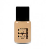 Тон-флюид антивозрастной Make-Up Atelier Paris 5NB 5AFL5NB медово- бежевый 5мл: фото