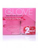 Перчатки для снятия макияжа MakeUp Eraser 2 шт: фото