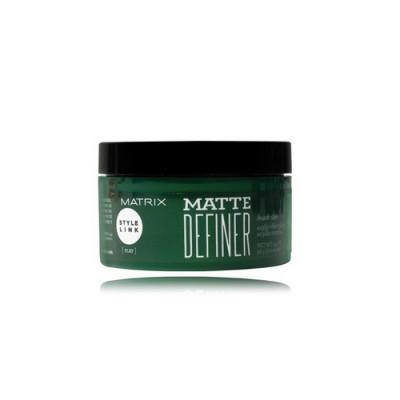 Глина матовая для укладки MATRIX Style Link Matte Definer Beach Clay 100мл: фото