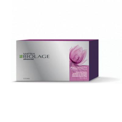 Глубокий тоник со стемоксидином для уплотнения волос Matrix Biolage Advanced FULLDENSITY 10*6мл: фото