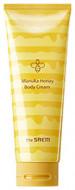 Крем для тела с экстрактом меда Манука The Saem Care Plus Manuka Honey Body Cream 230мл: фото