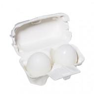 Мыло-маска c яичным белком Holika Holika Egg Soap 50 г*2: фото