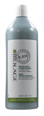 Кондиционер ребаланс Matrix Biolage R.A.W. Rebalance scalp oil 1000мл: фото