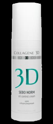 Крем для лица Collagene 3D SEBO NORM 150 мл: фото