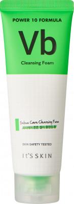Пенка гелевая для умывания проблемной кожи лица IT'S SKIN Power 10 Formula VB Cleansing Foam: фото
