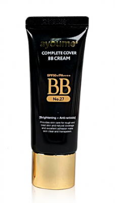 ВВ-Крем AYOUME COMPLETE COVER BB CREAM №27 20мл: фото