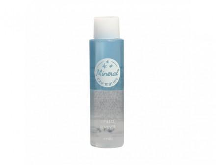 Двухфазное средство для снятия макияжа с губ и глаз с морской водой A'PIEU Lip & Eye Wash Remover Eau-Marine 250ml: фото